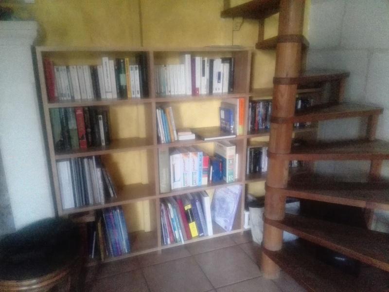 Une bibliothèque en chêne Biblio23