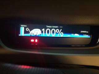 Expérience de vidage de batterie ayant un SOH de 73% Image16