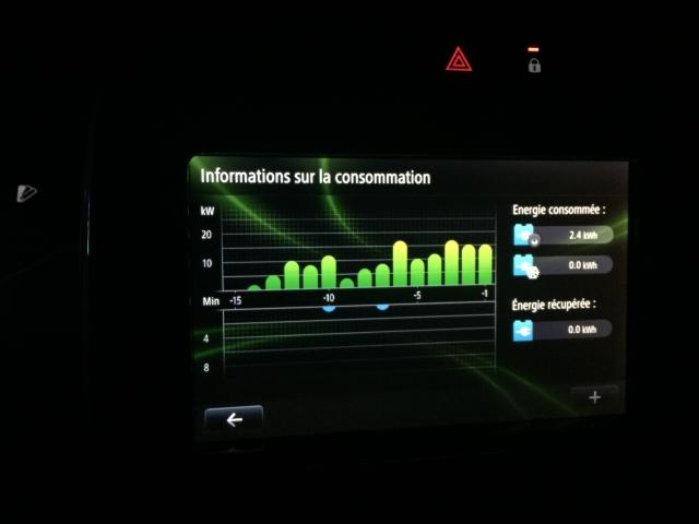 Expérience de vidage de batterie ayant un SOH de 73% Image17