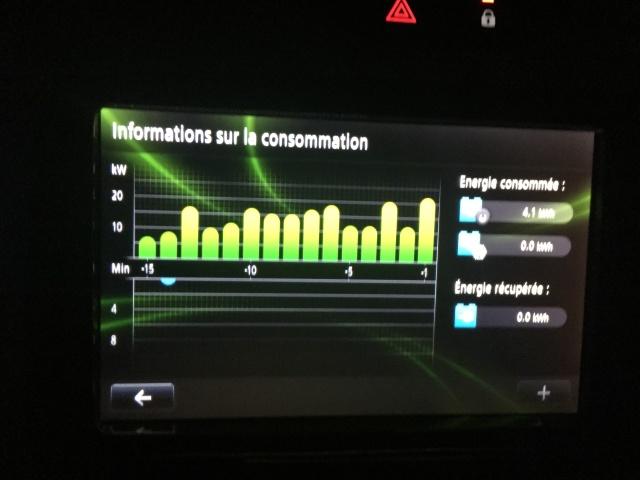 Expérience de vidage de batterie ayant un SOH de 73% Image19