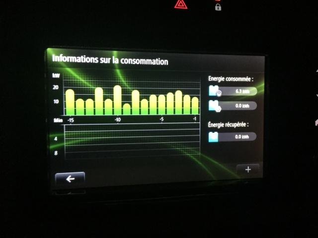 Expérience de vidage de batterie ayant un SOH de 73% Image22