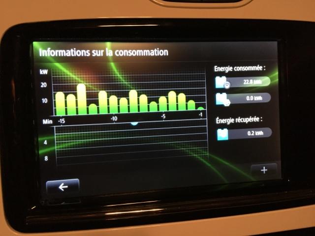 Expérience de vidage de batterie ayant un SOH de 73% Image25
