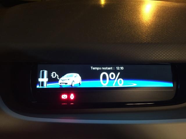 Expérience de vidage de batterie ayant un SOH de 73% Image27