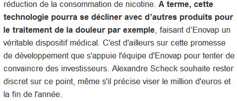 ENOVAP: le vaporisateur de conception française et orienté gestion de nicotine - Page 2 Opyrat10