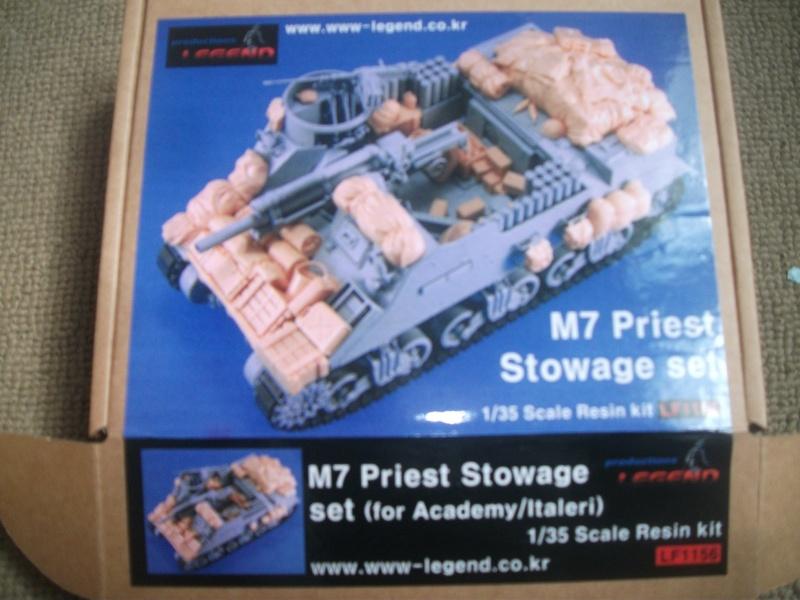 M7 Priest 2eme DB 1/35 dilemme ( résolu ) - Page 2 20610