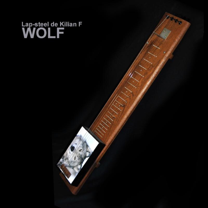 Cigar Box Guitar Mirsa Pépence - Page 3 Wolf10