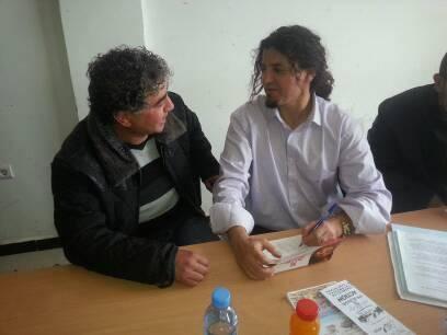 Ali Belhout  chanteur-militant de la cause Kabyle Akuc10