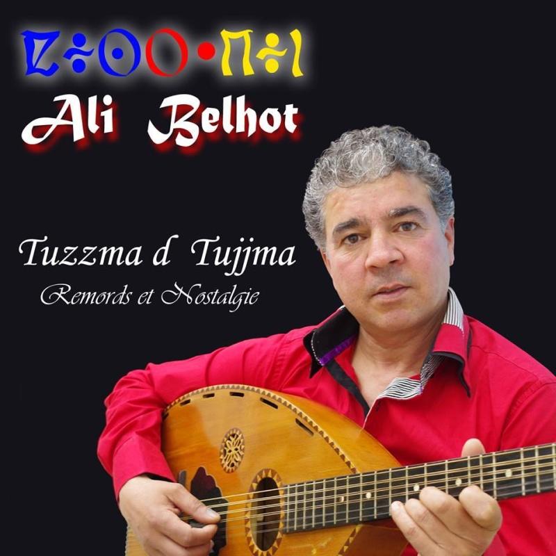Ali Belhout  chanteur-militant de la cause Kabyle Al10