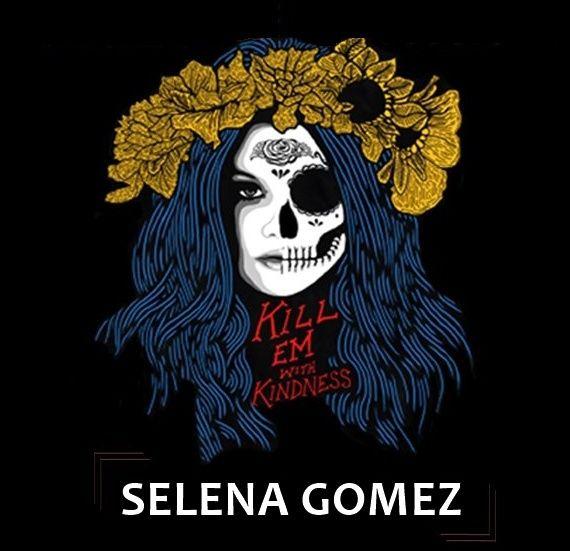 Single: Selena Gomez - Kill Em With Kindness  2013-l10