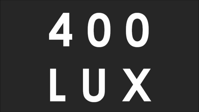 Lorde: 400 LUX  Aurora16
