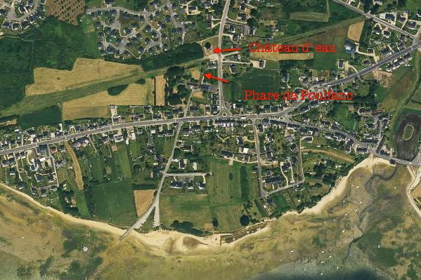 Le phare de Poulfanc, Riantec (56) Phpoul10
