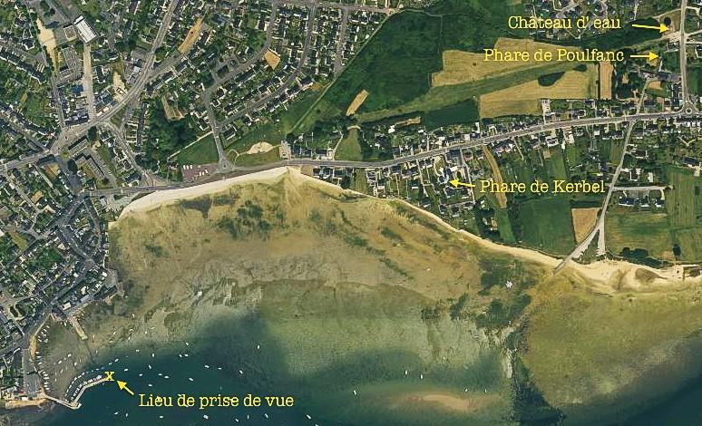 Le phare de Poulfanc, Riantec (56) Phpoul11