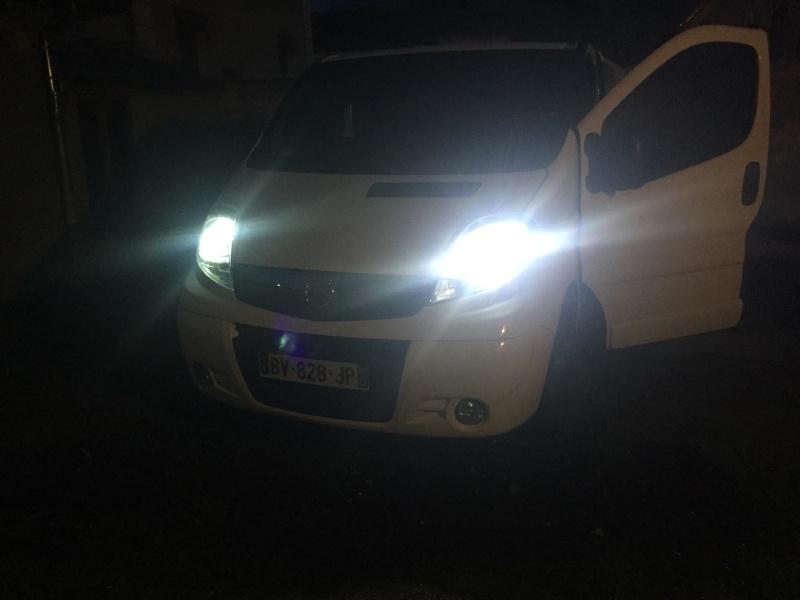 (A la casse) - Mon second véhicule, Opel Vivaro 2.0 115 Img_9811