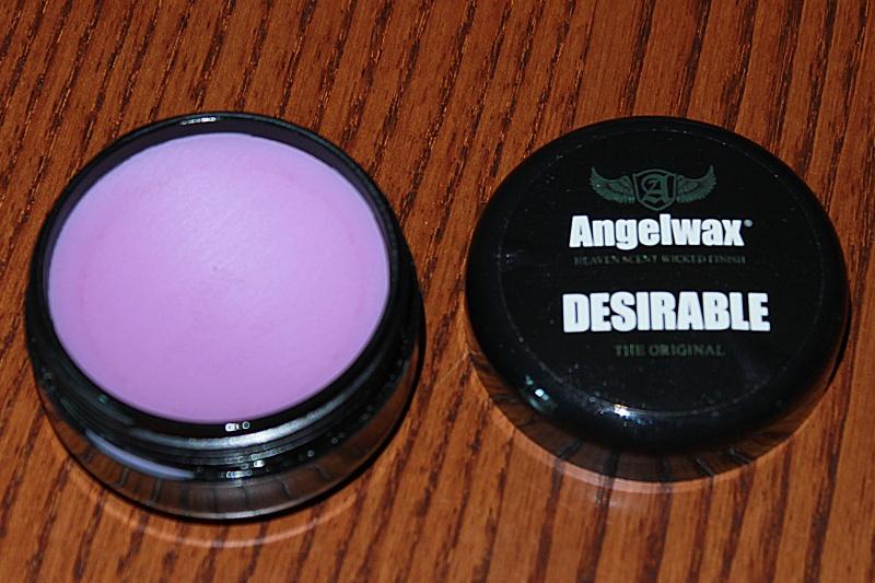 Angelwax Desirable  Img_5110