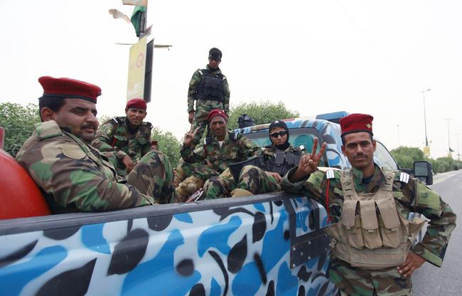 Some Iraq uniforms Image28