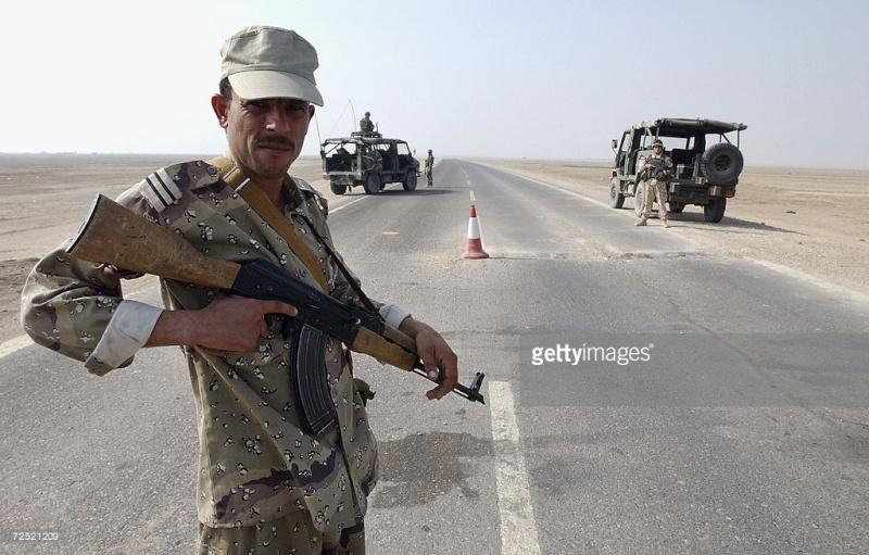 Some Iraq uniforms Image29