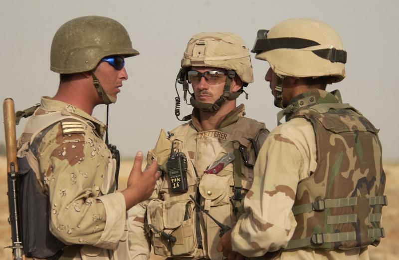 Some Iraq uniforms Image30