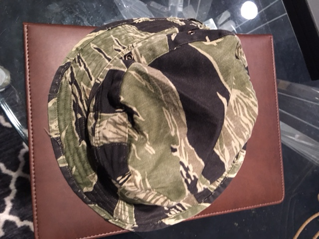 Opinions on tiger stripe boonie hat Image58