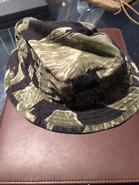 Opinions on tiger stripe boonie hat Image59
