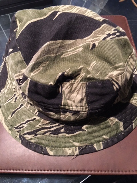 Opinions on tiger stripe boonie hat Image61
