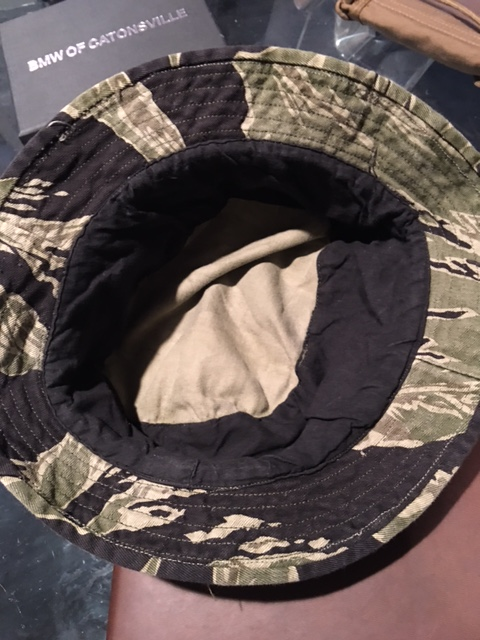 Opinions on tiger stripe boonie hat Image63