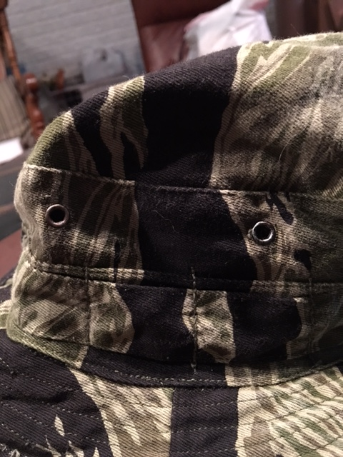 Opinions on tiger stripe boonie hat Image66