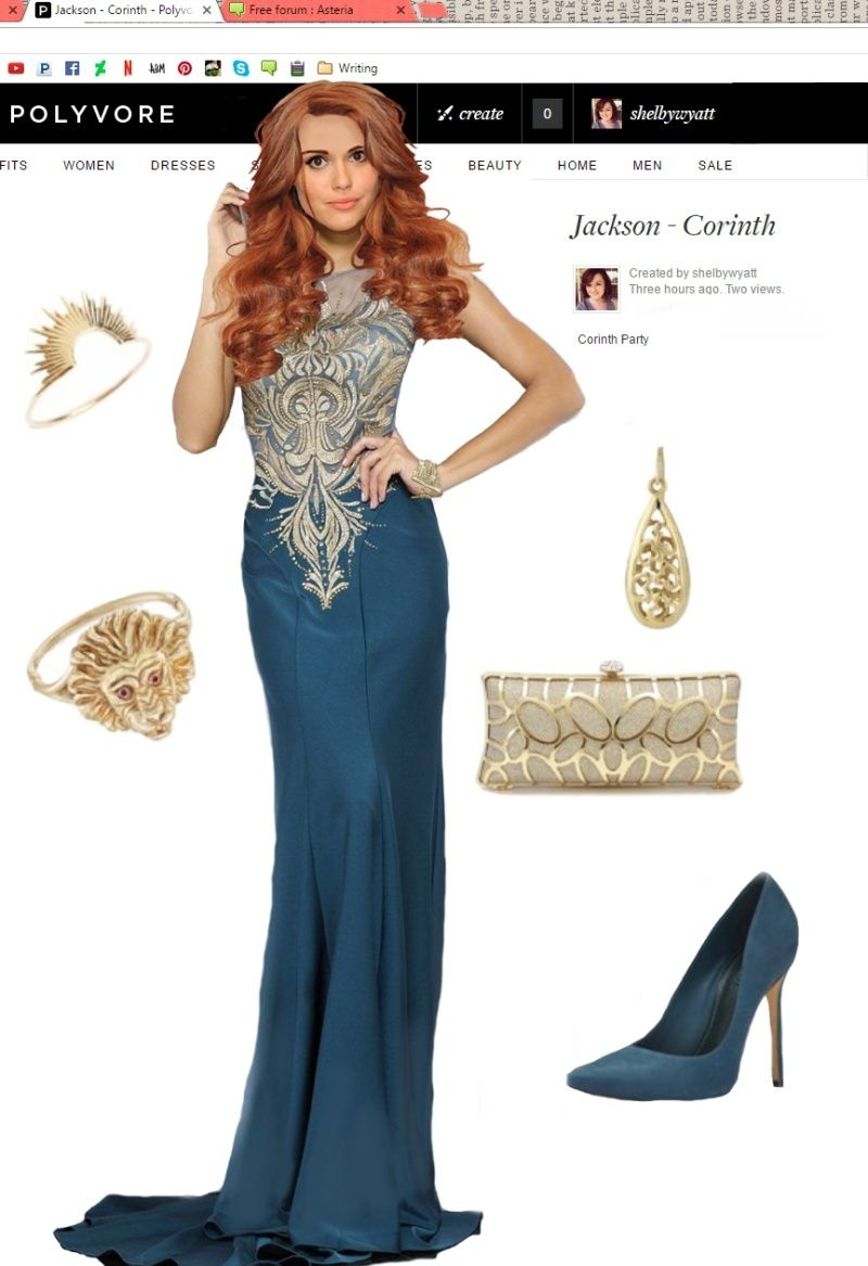 Fashion Collages Jackso10