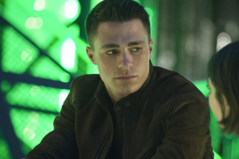 Arrow's Colton Haynes Comes Out in Emotional Interview 16050510