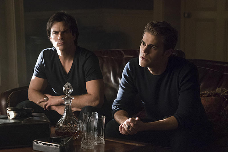 Is The Vampire Diaries Ending After Season 8? Thevam10