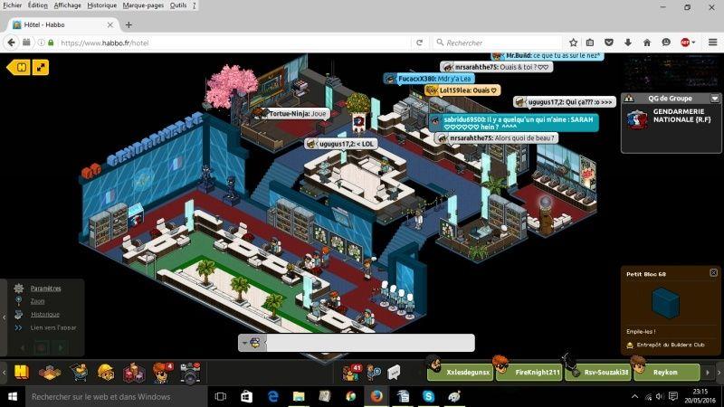 Rapports d'activité de Mr.Build 1c32