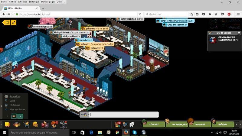 Rapports d'activité de Mr.Build 1c36