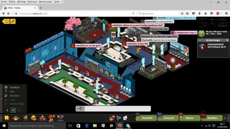 Rapports d'activité de Mr.Build 1c37