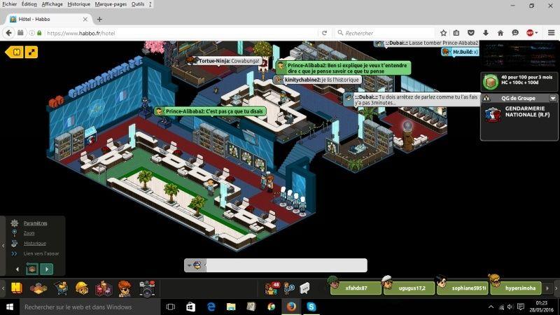 Rapports d'activité de Mr.Build 1c38