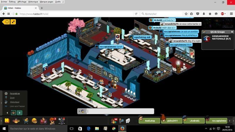 Rapports d'activité de Mr.Build 1c40