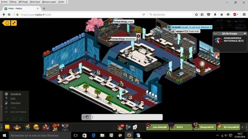 Rapports d'activité de Mr.Build 1c42