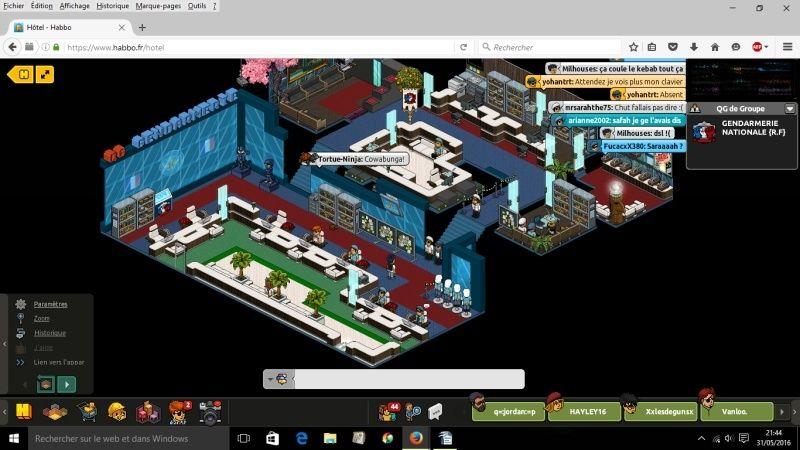 Rapports d'activité de Mr.Build 1c43