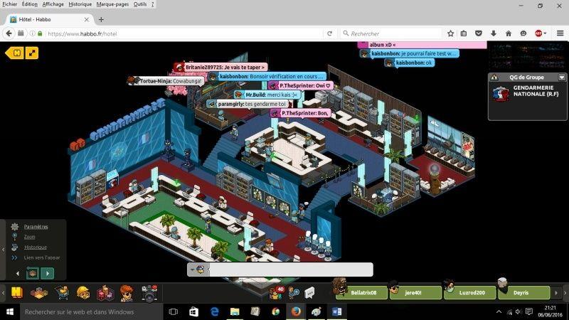Rapports d'activité de Mr.Build 1c49