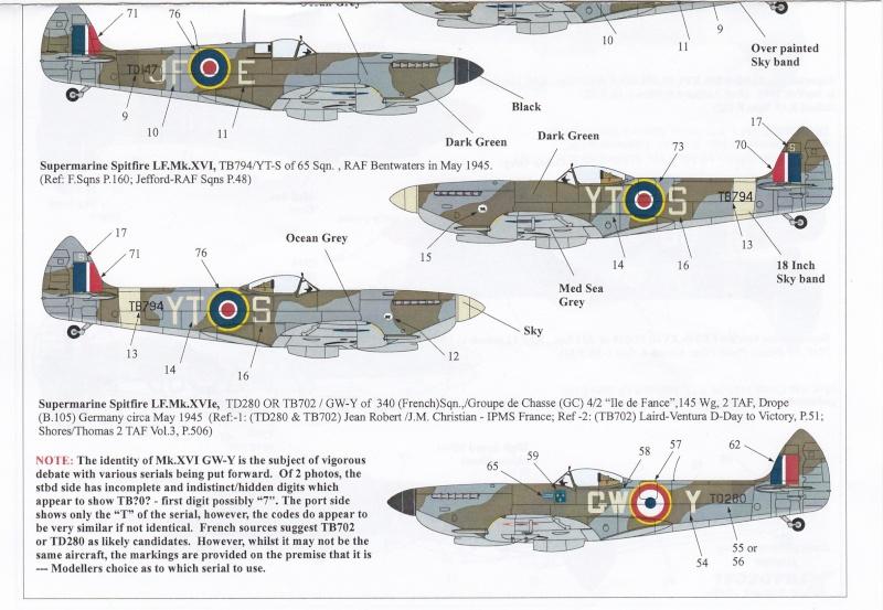 Spitfire XVI Heller 1/72 Finis ! Img_2010