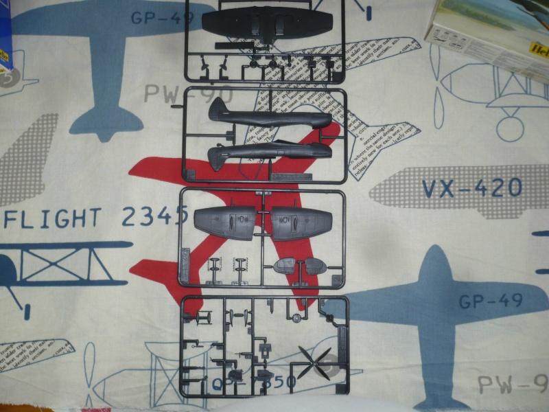Spitfire XVI Heller 1/72 Finis ! P1080723