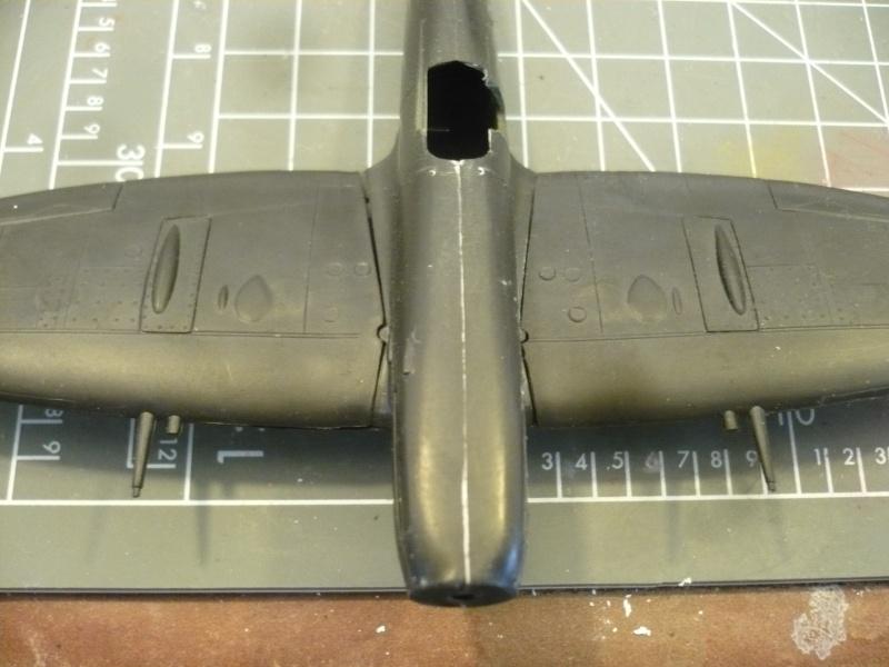 Spitfire XVI Heller 1/72 Finis ! P1080753