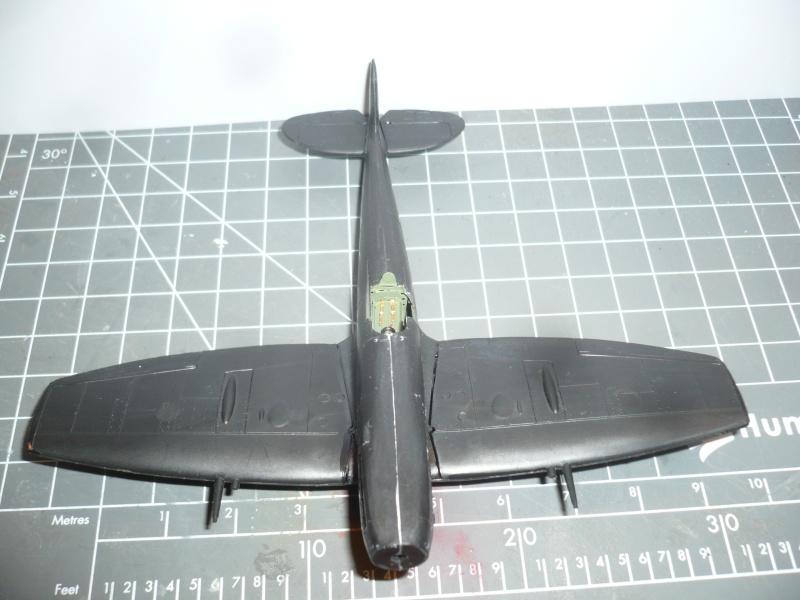 Spitfire XVI Heller 1/72 Finis ! P1080754