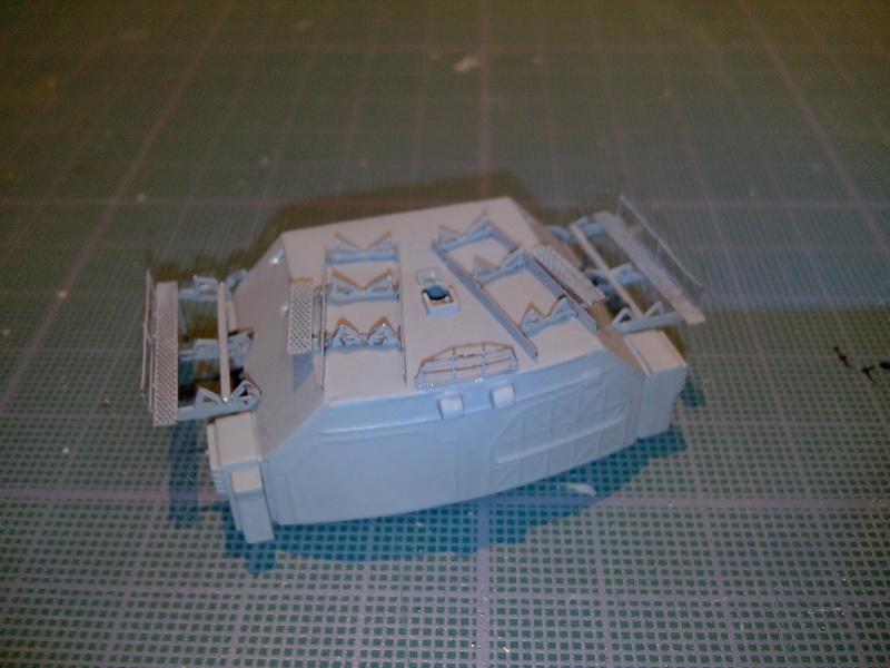 Bismarck par HellCat76 1/350 Academy, kit eduard - Page 7 Img_2014