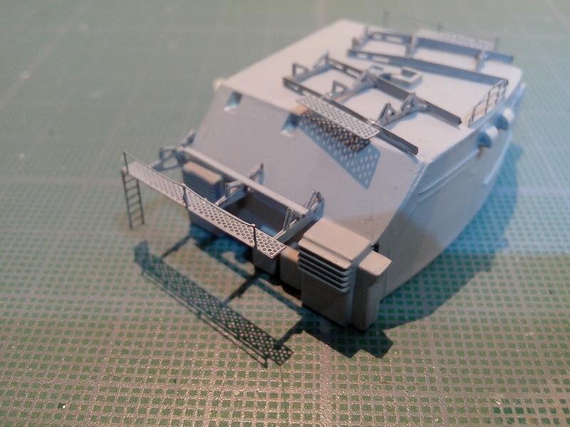 Bismarck par HellCat76 1/350 Academy, kit eduard - Page 7 Img_2015