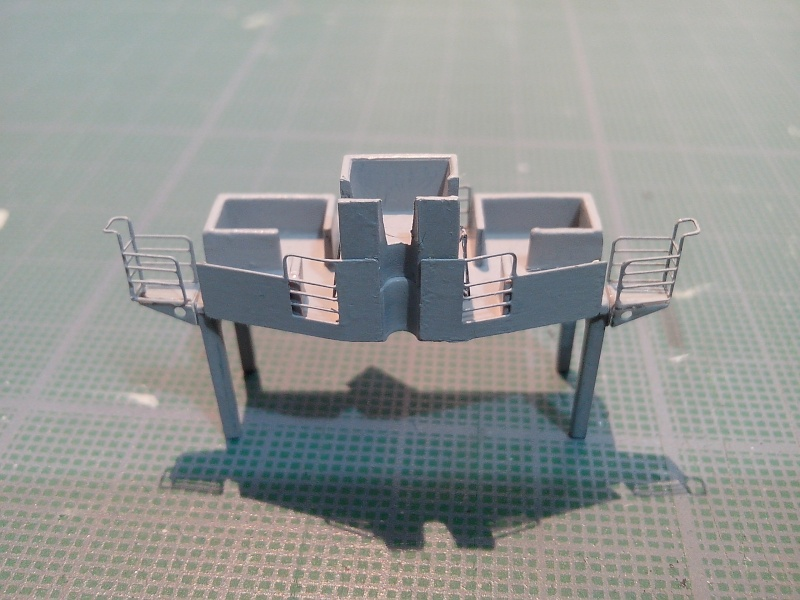 Bismarck par HellCat76 1/350 Academy, kit eduard - Page 7 Img_2020