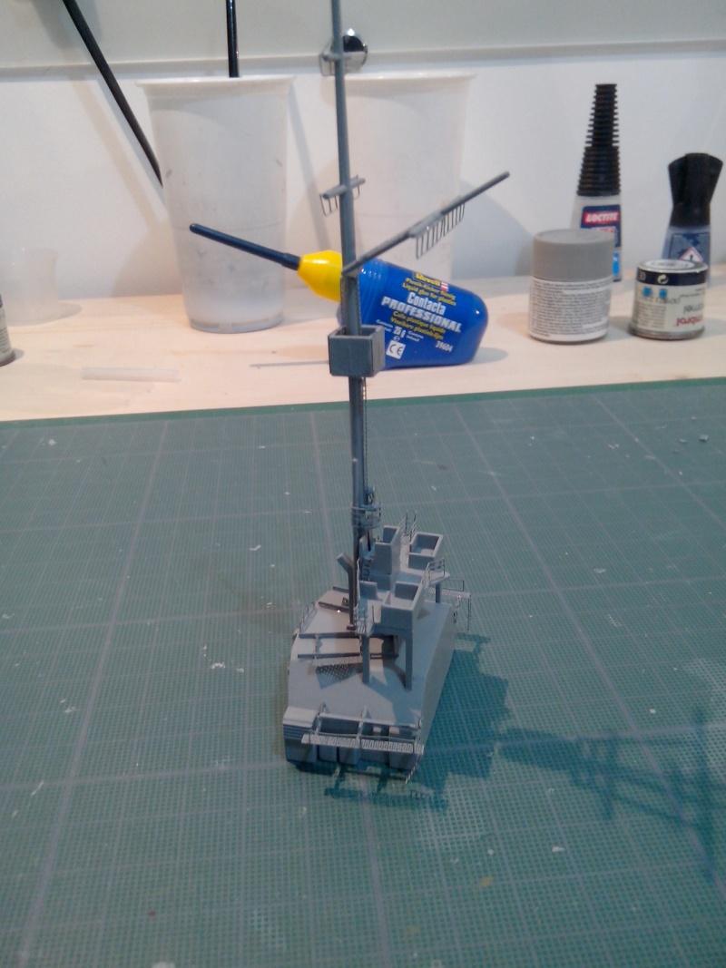 Bismarck par HellCat76 1/350 Academy, kit eduard - Page 7 Img_2025