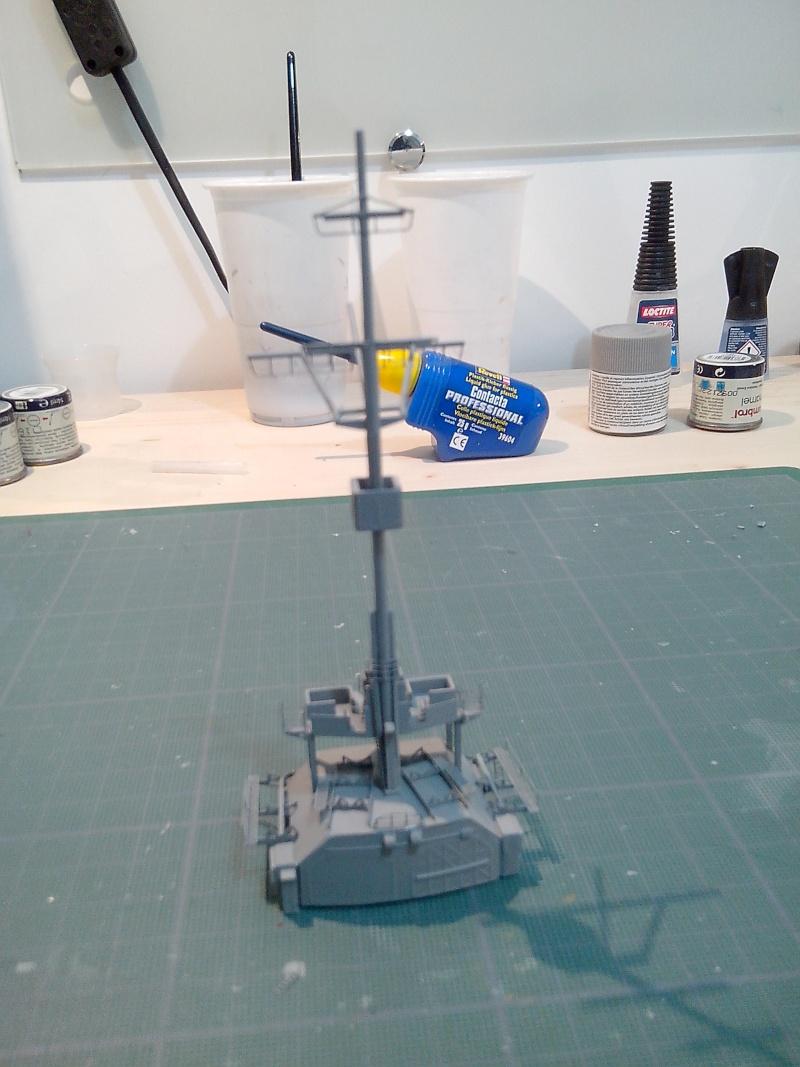 Bismarck par HellCat76 1/350 Academy, kit eduard - Page 7 Img_2026