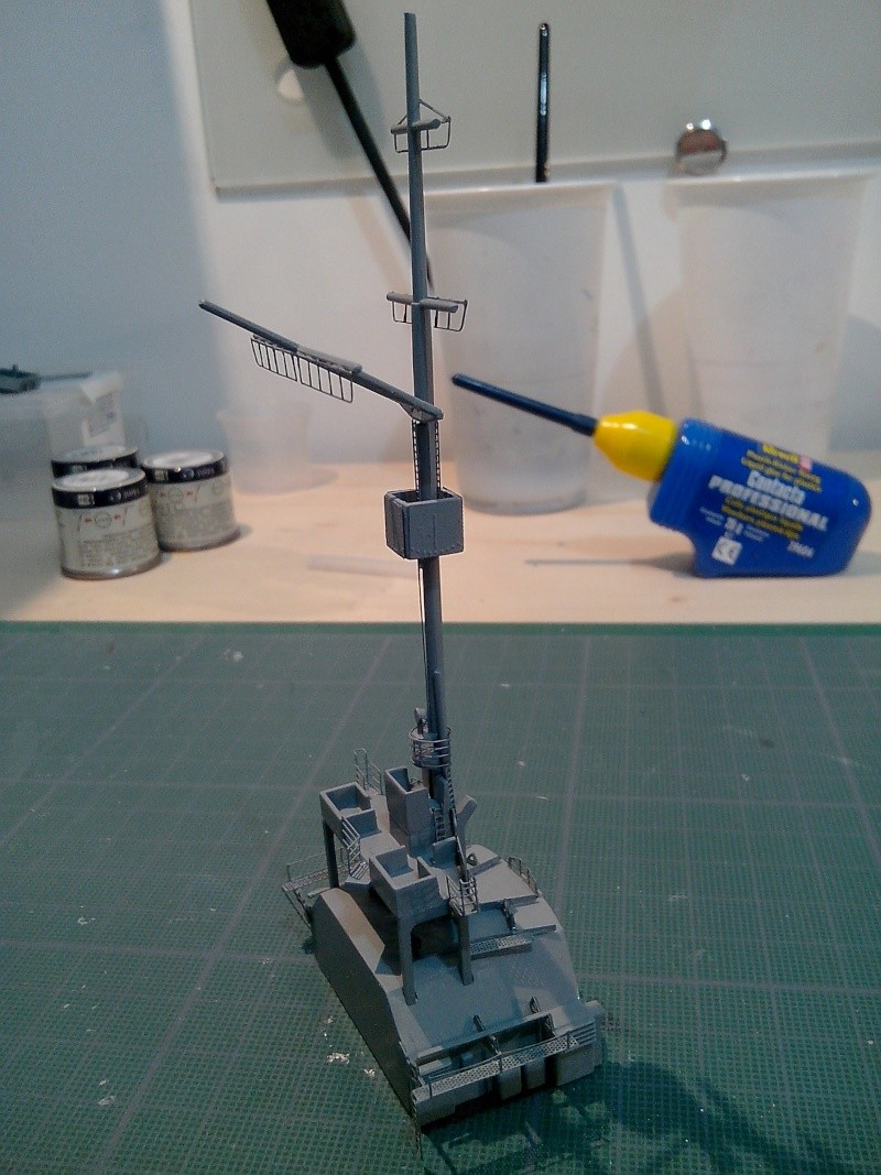 Bismarck par HellCat76 1/350 Academy, kit eduard - Page 7 Img_2027