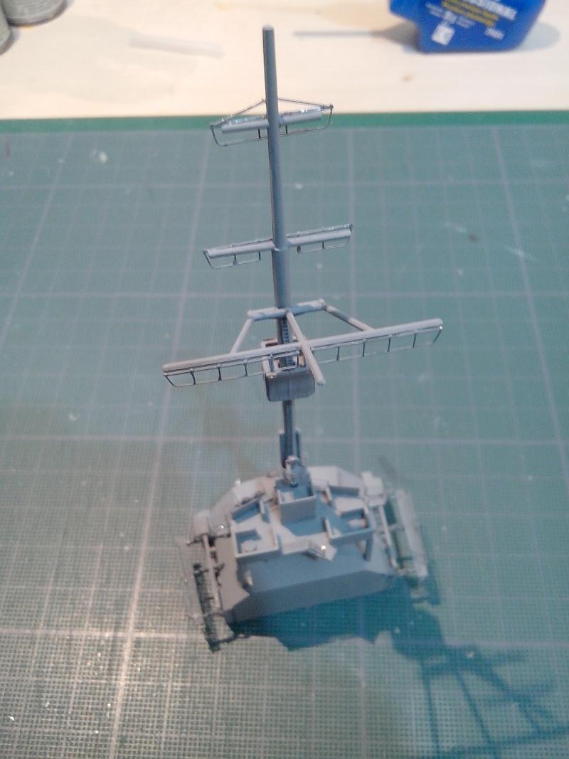 Bismarck par HellCat76 1/350 Academy, kit eduard - Page 7 Img_2028