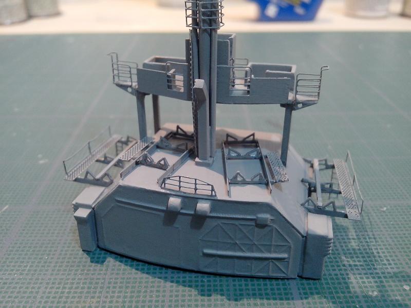 Bismarck par HellCat76 1/350 Academy, kit eduard - Page 7 Img_2029