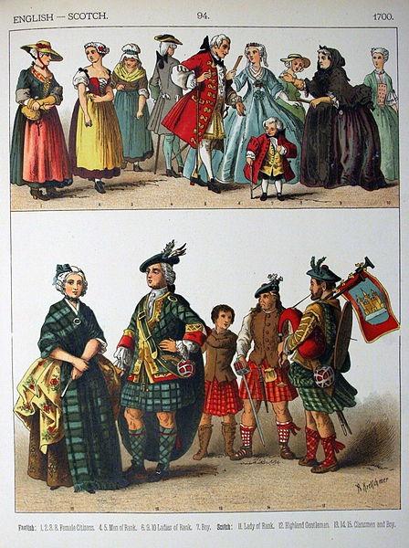 Tartan Fashion: The history of Plaid B7581410